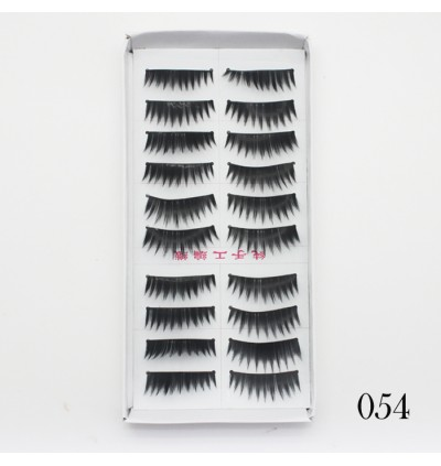 Fake Eyelashes 054