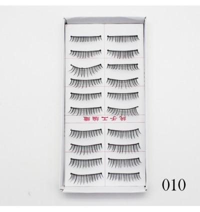 Fake Eyelashes 010