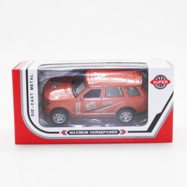 Metal Model Car