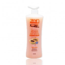 Zen Shower Cream (Papaya)