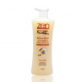 Zen Shower Cream (Royal Jelly)