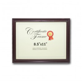 Certificate Wooden Frame