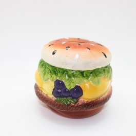 Coin Bank (Hamburger)