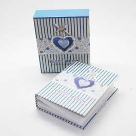 4R Photo Album (Heart)