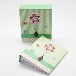 4R Photo Album (Flower)