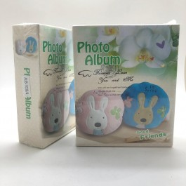 4R Photo Album (Bunny)