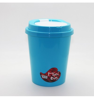 Mini Bin (Blue)