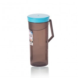 Tumbler with Handle (Dark Shade) - BLUE