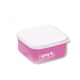 Food Container 550ml - PINK