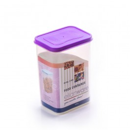 Food Container 1.3L - PURPLE