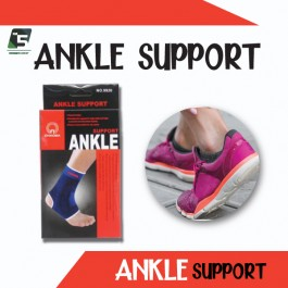 ANKLE SUPPORT FOR EXERCISE AND SPORT