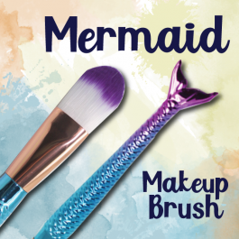 ​MERMAID COSMETIC BRUSHES