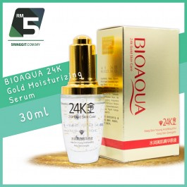 BioAqua 24K Gold Moisturizing Serum