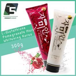 L-Glutathione Pomegranate Moist Whitening Korea 300g