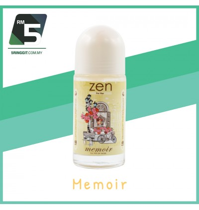 Zen Deodorant Roll on Dedorant