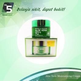 Aloe Vera Moisturizing Cream