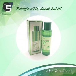 Aloe Vera Refresh Moisture Toner Face Skin