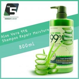 Aloe Vera 99% Shampoo Repair Moisture