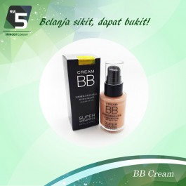 BB Cream BioAqua Full Cover Makeup