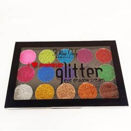 15Colour Eyeshadow Glitter Shimmer