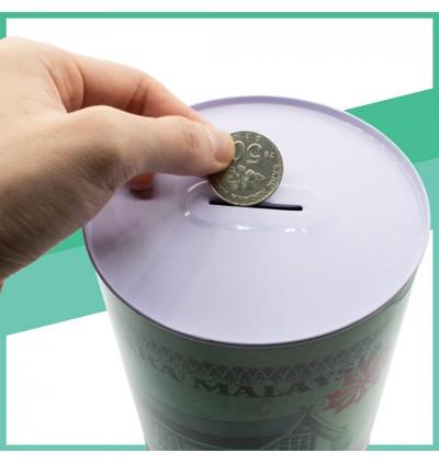 Tabung Duit Coin Bank