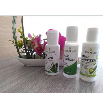 Hand Sanitizer Liquid auracare