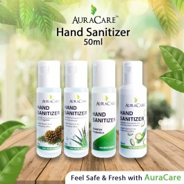 Hand Sanitizer Liquid auracare