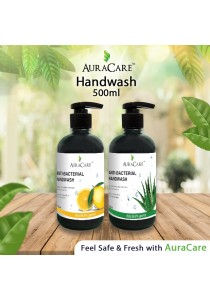 Anti-Bacterial Hand wash with Citrus Essential Oil