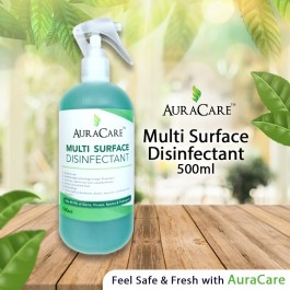 AuraCare Multi Surface Disinfectant 500ml