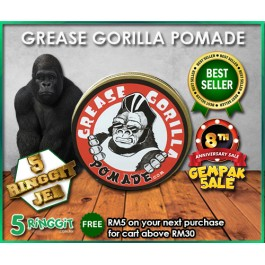 Grease Gorilla Pomade - ALL NEW