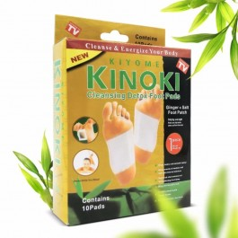 KINOKI CLEASING DETOX FOOT