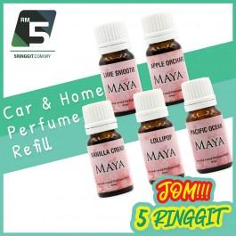 MAYA CAR AND HOME PERFUME REFILL