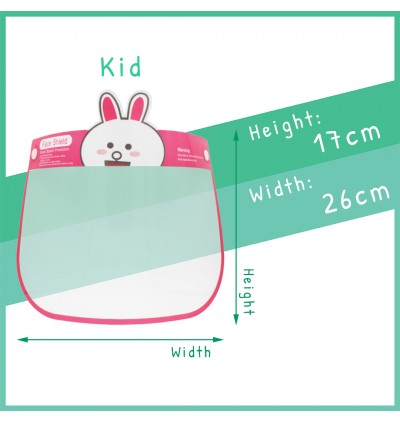 Face Shield for Kids