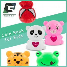 Coin Bank for Kids
