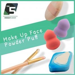 Make Up Face Powder Puff