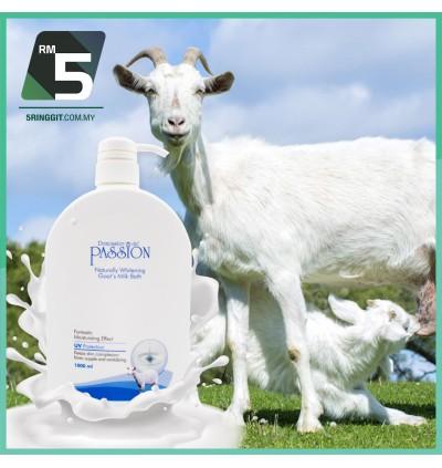 Passion Goat's Milk Bath
