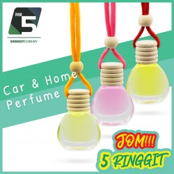 Maya Car and Home Perfume