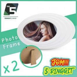 Picture & Photo Frame x2