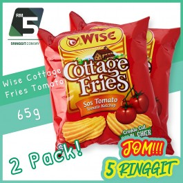 JOM 5 RINGGIT Wise Cottage Fries Tomato