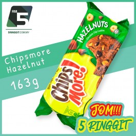 JOM 5 RINGGIT Chipsmore Hazelnut