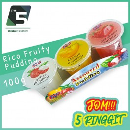 JOM 5 RINGGIT Rico Fruity Pudding