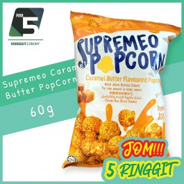 JOM 5 RINGGIT Supremeo Caramel Butter Popcorn