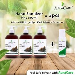 AuraCare (Gel) Hand sanitizer 500ml