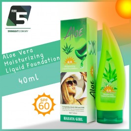 Aloe Vera Liquid Foundation