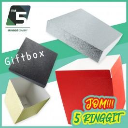Gift Box To Put Present