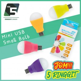 Mini USB Small Bulb