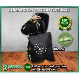 Glimmer Station Tote Bag