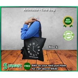 Artintolife Tote Bag Murah - 5Ringgit.com.my