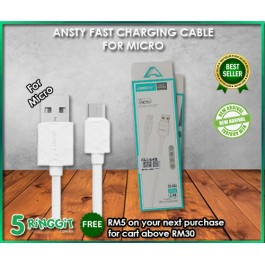 Ansty Fast Charging Cable For Micro