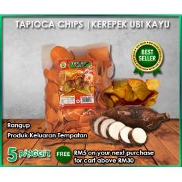 Tapioca Chips Kerepek Ubi Kayu